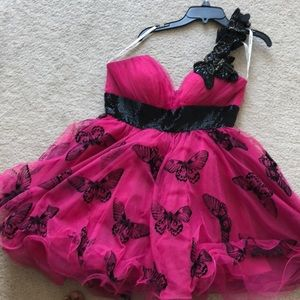 *I take offers* Butterfly prom dress
